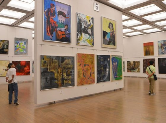 Local art exhibitions in Melbourne & Sydney